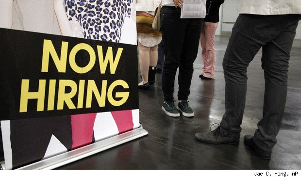 jobs numbers claims unemployment
