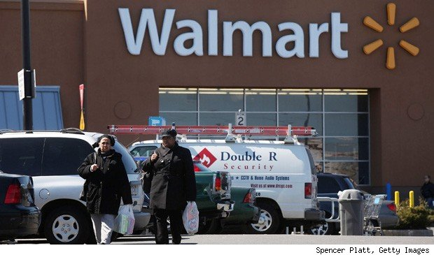 Tennessee Walmart lawsuit gender discrimination