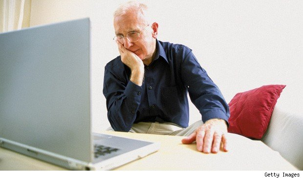 online job search older workers