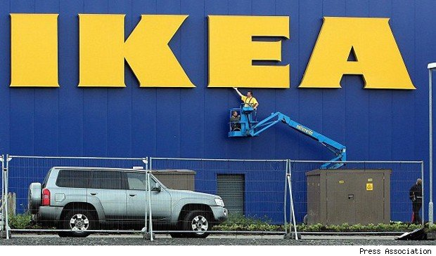 Ikea, regrets forced prison labor in East Germany.