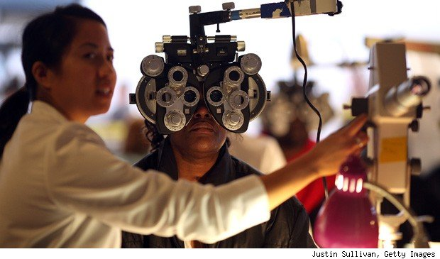 optometrist top-paying job