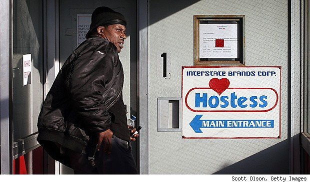 Hostess Brands closing Twinkies