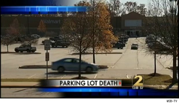 Alleged Walmart shoplifter dies
