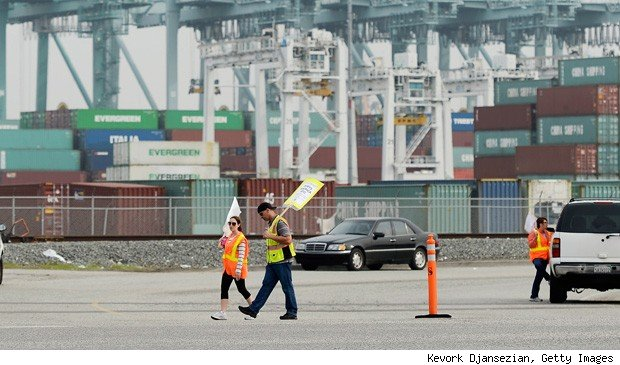 LA Port Union strike agreement