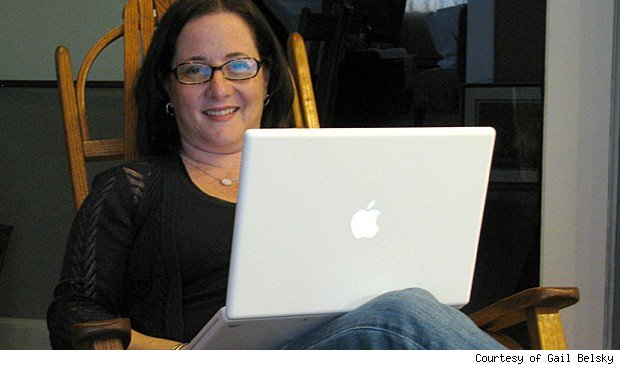 Gail Belsky social media career advice