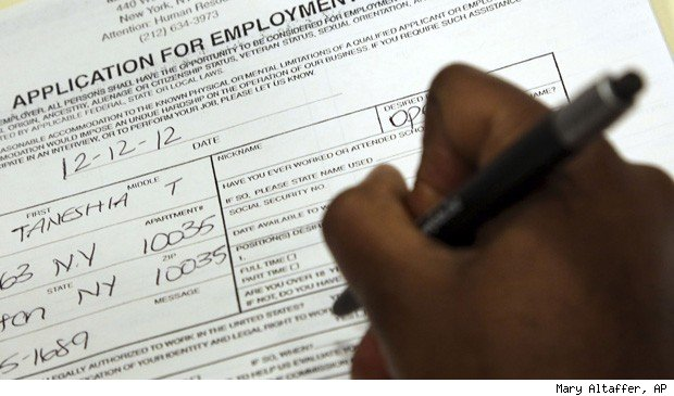 unemployment claims jobless