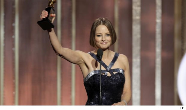 Jodie Foster: coming out on the job