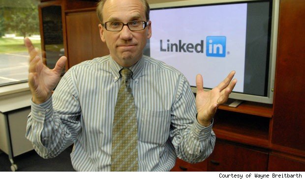 LinkedIn profile photo tips from Wayne Breitbarth