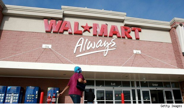 Walmart is hiring veterans in 100,000 jobs over five years.