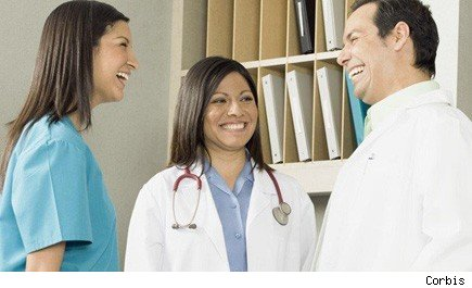 health care jobs industry