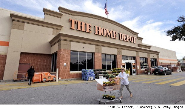 Home Depot hiring spring seasonal