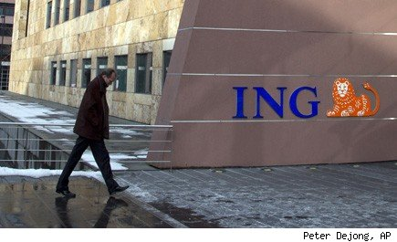 ING job cuts