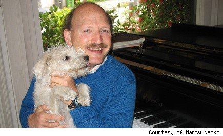 Career lessons from pets: Marty Nemko and Einstein