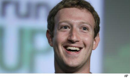 Mark Zuckerberg, beloved CEO