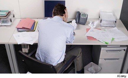 stressed at work overworked underpaid