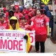 Fast Food Workers Strike In Second Major City