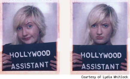 Lydia Whitlock, Hollywood assistant