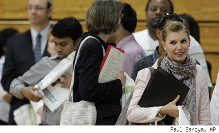 jobless claims April