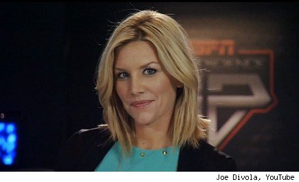Charissa Thompson ESPN