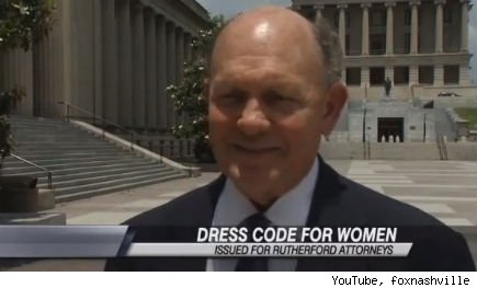 female lawyers dress code