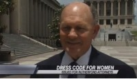 Male Judge Sets Dress Code For Female Lawyers And Sparks Uproar