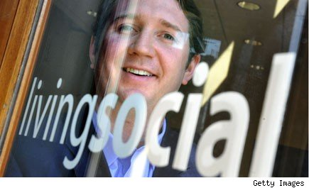 30 LivingSocial workers were laid off, only to be told they were being rehired.