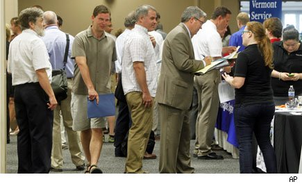 weekly jobless claims hiring economy labor market job seeking