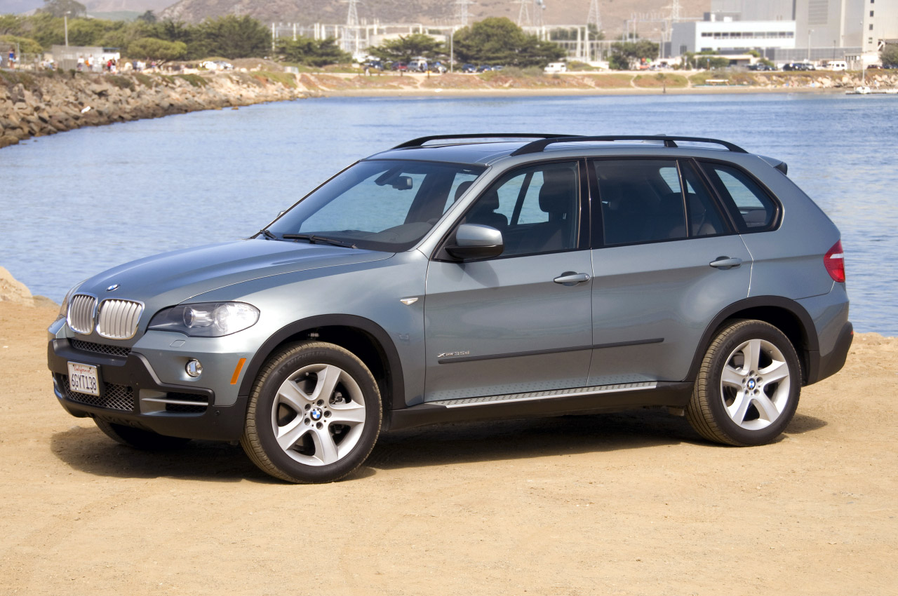 2009 BMW X5 xDrive35d BluePerformance - Car Pictures