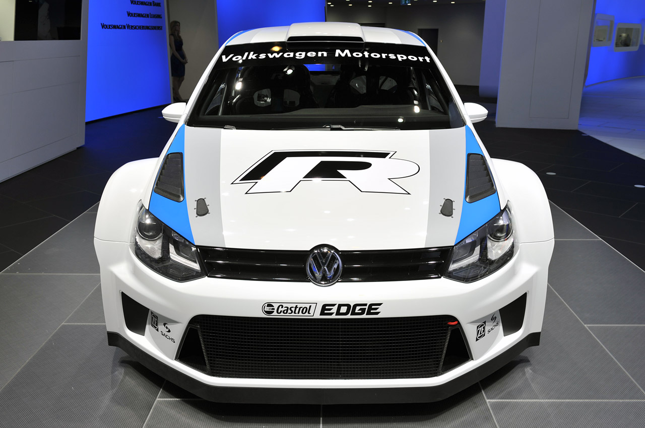 volkswagen polo r wrc frankfurt 2011 photos autoblog. Black Bedroom Furniture Sets. Home Design Ideas