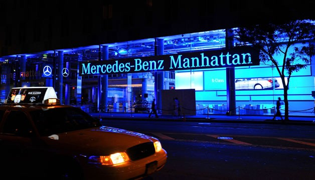 Ny autoblog for Mercedes benz dealers in brooklyn ny