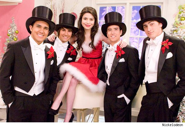 big time rush and miranda cosgrove