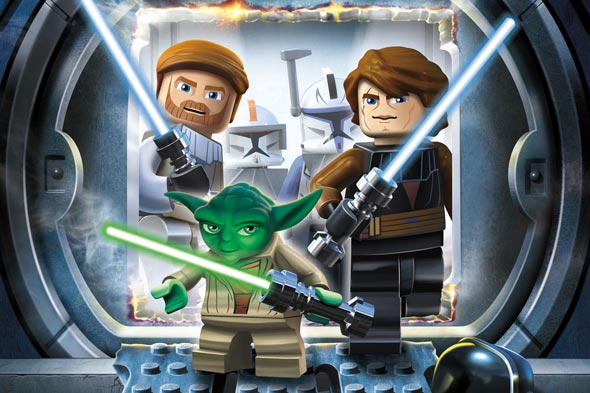 lego star wars III clone wars video game