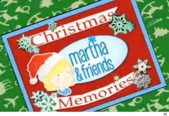 martha and friends christmas special