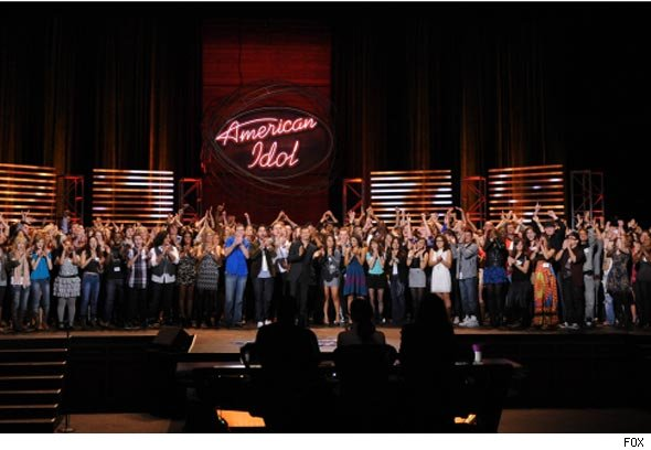 American Idol Hollywood Week Contestants