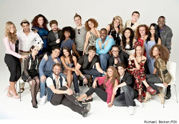 american idol contestants 2011 pictures. American Idol Top 24
