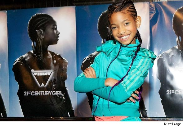 Willow Smith 21st Century Girl Debut