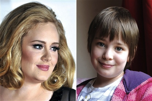 How Did Adele Save A 7 Year Old's Life?