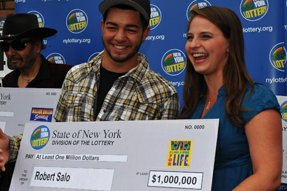 Brooklyn Teenager Wins Big Lottery Prize