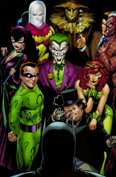Who Are Batman's Greatest Villains?