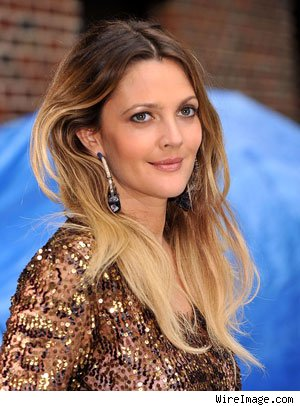 Stars such as Drew Barrymore