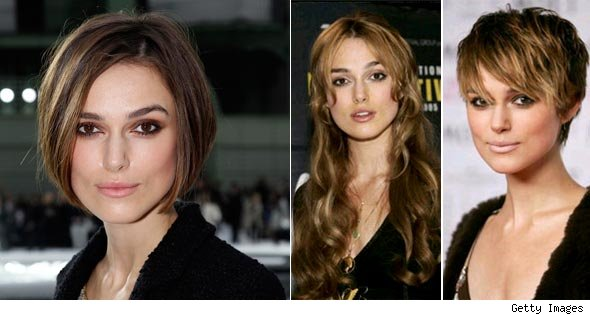keira knightley domino hairstyle. Does Keira Knightley ever look