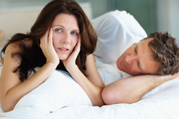 Low libido, or lack of sex drive, affects at least a third of women during ...
