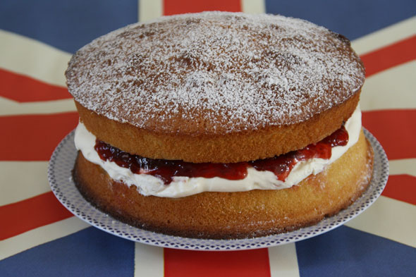 Victoria Sponge Cake Recipe | The Huffington Post
