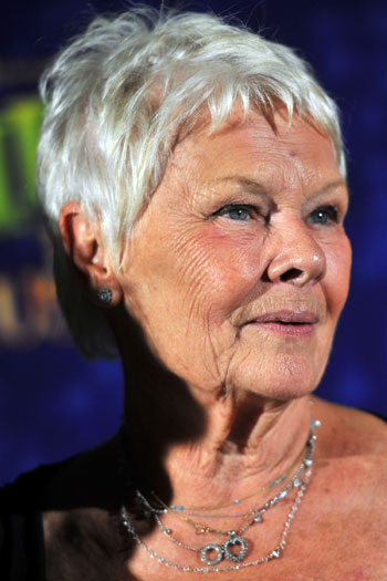 Judi Dench Hairstyle | Hairstyles Image Gallery