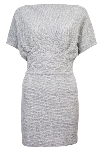 Knitted dress - Petite