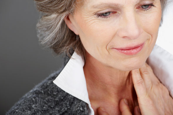 Coping with symptoms of the menopause