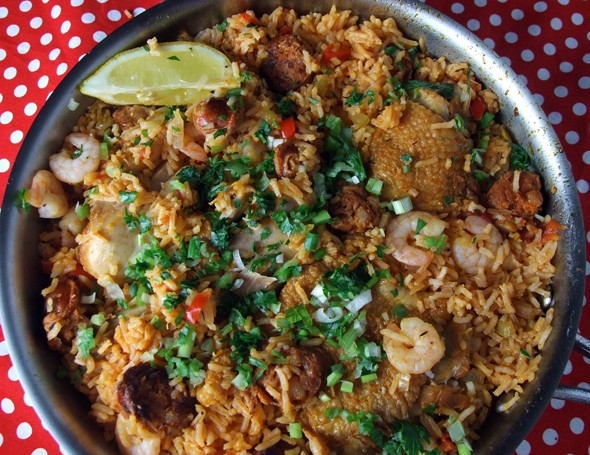 One-Pot Winter Warmers: Jambalaya