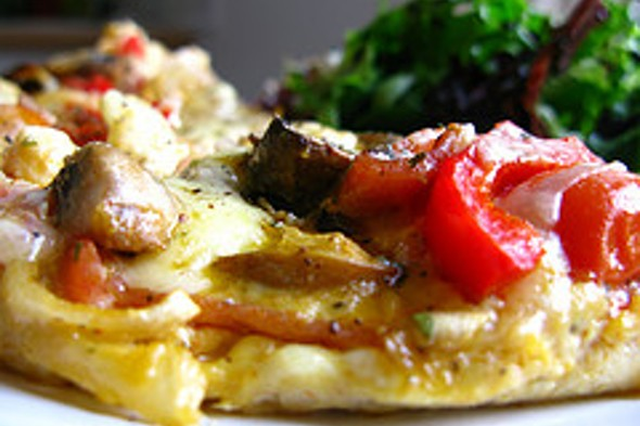 Why a mushroom omelette could cut your risk of pancreatic cancer