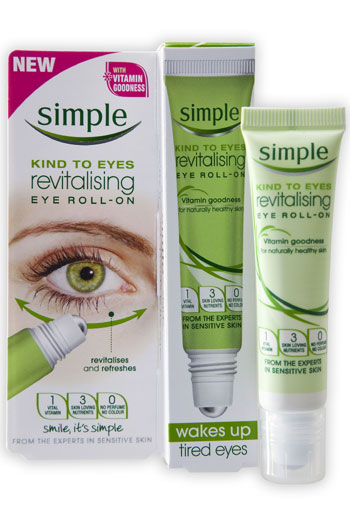A soothing eye gel