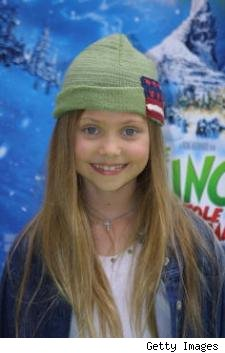 Taylor Momsen back in the days of The Grinch